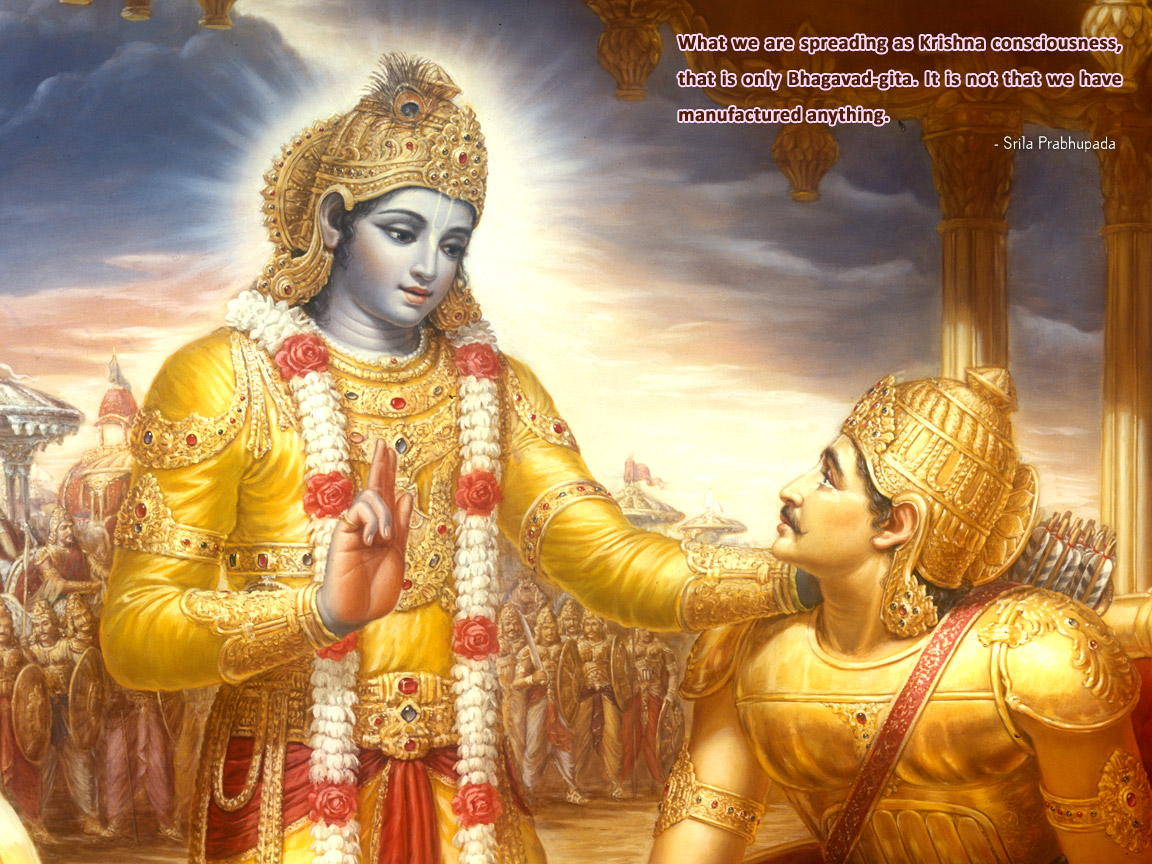 Application of Bhagavad Gita in daily life